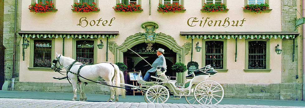 915 Eise 4 Star Hotel In Franconia Rothenburg Ob Der Tauber A 12th Century Medival Patrician S House German Castles Road Bavaria South Germany